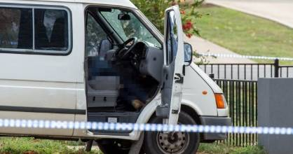 Paul Kristian Hogan died after he was shot while parked outside his house in Melbourne, Australia.