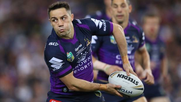 If the cap fits: the Roosters will have to offload players to accommodate Cooper Cronk.