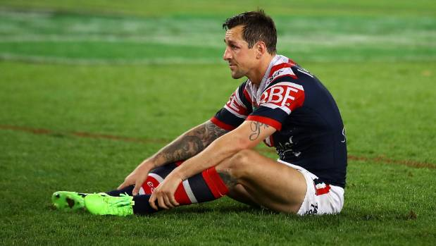 Mitchell Pearce is unlikely to stomach being turned into a bench player or a hooker if the Roosters sign Cooper Cronk.