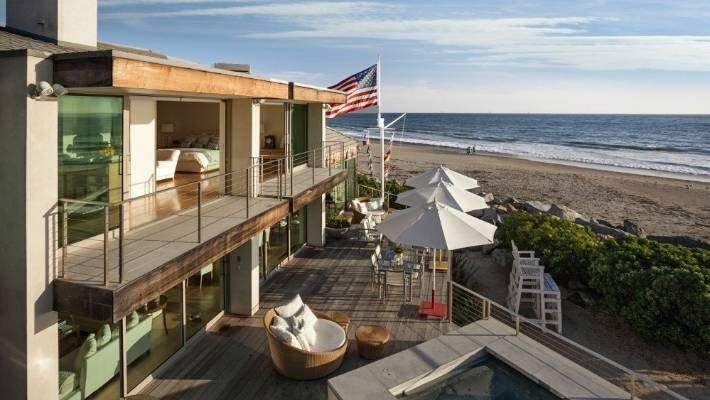 Ellen Degeneres Is Reported To Be The New Owner Of This 26 7 Million Beachfront House In