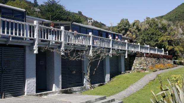 Shock over deck railing collapse at Marlborough Sounds hotel
