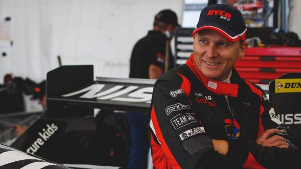 Nick Ross will line up on the BNT V8s grid for his 15th season.