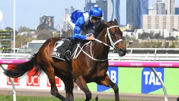 Waller can't fault Winx in Plate build-up