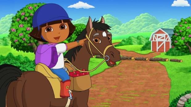 Nickelodeon's 'Dora the Explorer' is officially getting the live-action adaptation treatment