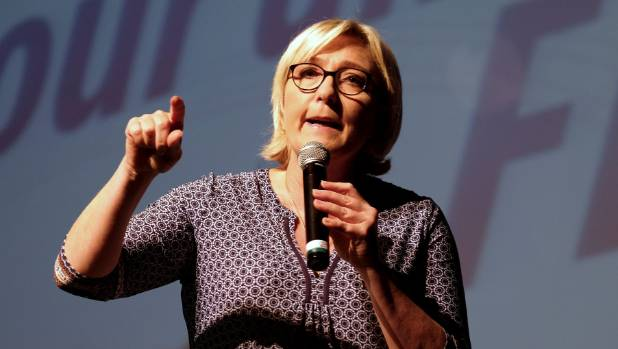 Judges block €2m in funds for Le Pen party