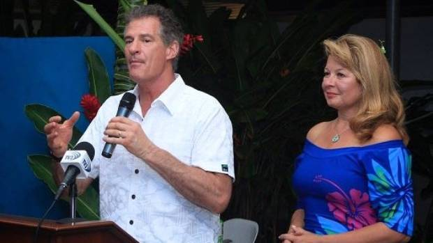 Envoy Scott Brown Is Warned After Remarks to Guests