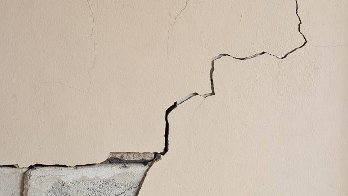 Underpinning a house may be the best way to fix serious cracks in walls.
