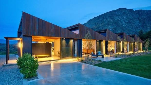 Award Winning Queenstown House Selling For Nearly Triple