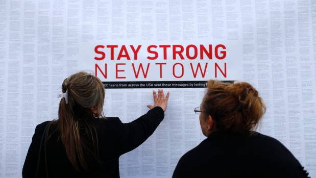 Federal Bureau of Investigation releases documents on 2012 Newtown school shooting