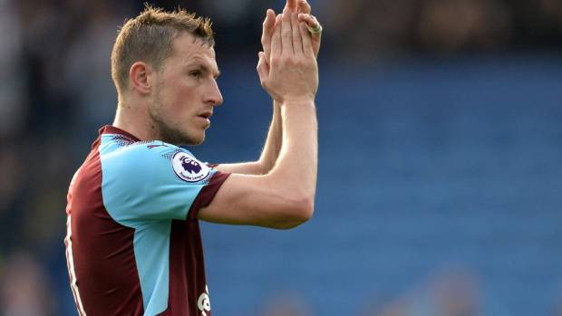 Chris Wood ready to return as Burnley face Arsenal