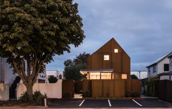 ADNZ Supreme Award 2017 goes to two 74sqm houses in Christchurch