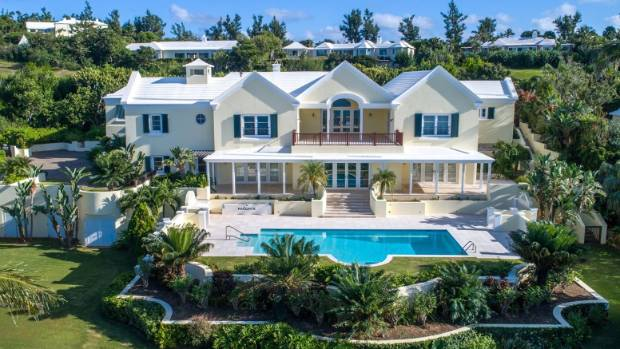 Oracle Team USA skipper Jimmy Spithill selling Bermuda mansion for $12.4m | Stuff.co.nz