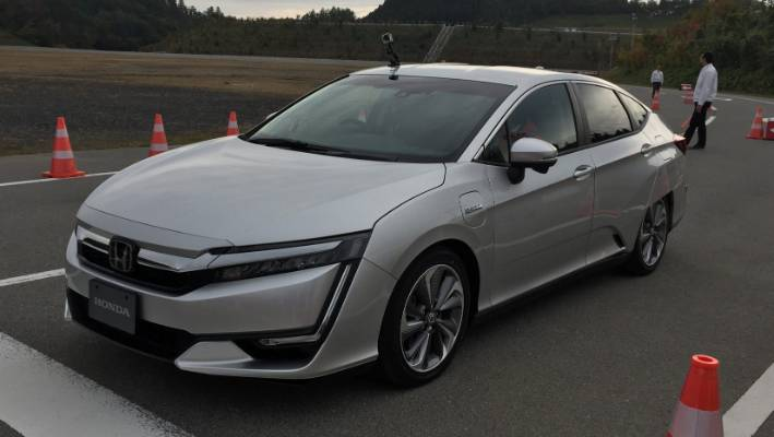 Oh Lord, won't you buy me a hydrogen fuel-cell car? | Stuff co nz