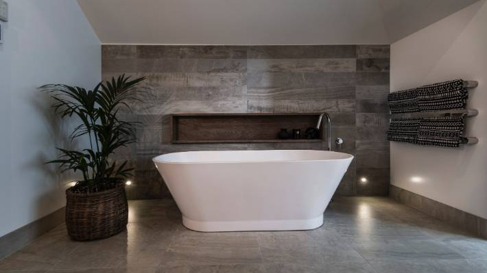 Its Back To Nature For Bathroom Design Trends In 2018 Stuffconz - Modern-bathroom-design