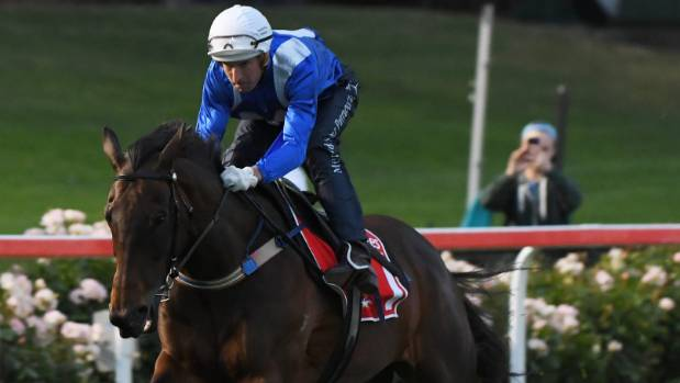 Winx unstoppable on way to Cox Plate trifecta