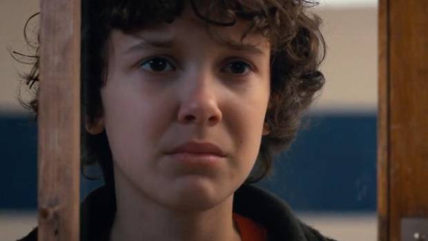 millie bobby brown stranger things season 2. the girl with all gifts - eleven/jane (millie bobby brown) in millie brown stranger things season 2 r