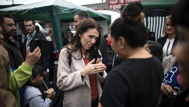 Jacinda Ardern speaks to CNN in first worldwide interview as PM