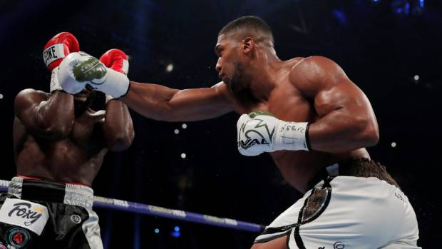 Joshua will only silence critics by taking on Fury, says Holmes