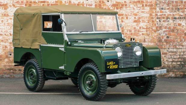Five strange facts about Land Rover | Stuff.co.nz