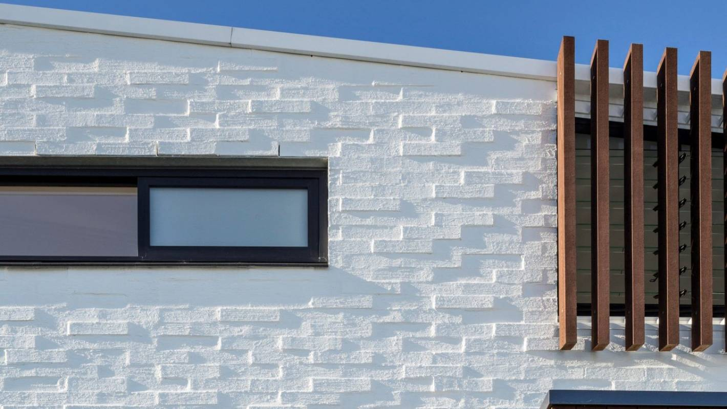 What should you do with a brick house? | Stuff co nz