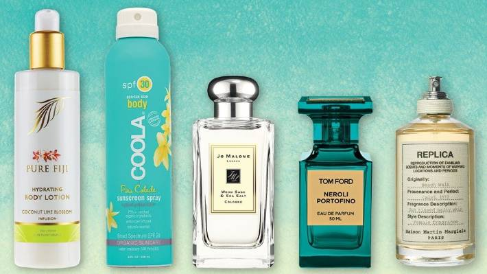 How To Smell Like A Beach In The Best