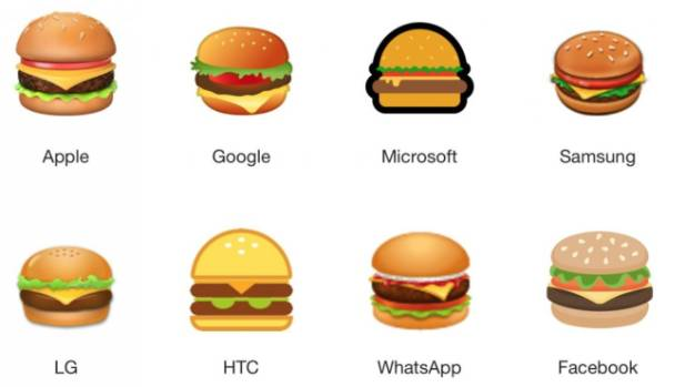 Google CEO addresses hamburger emoji debate