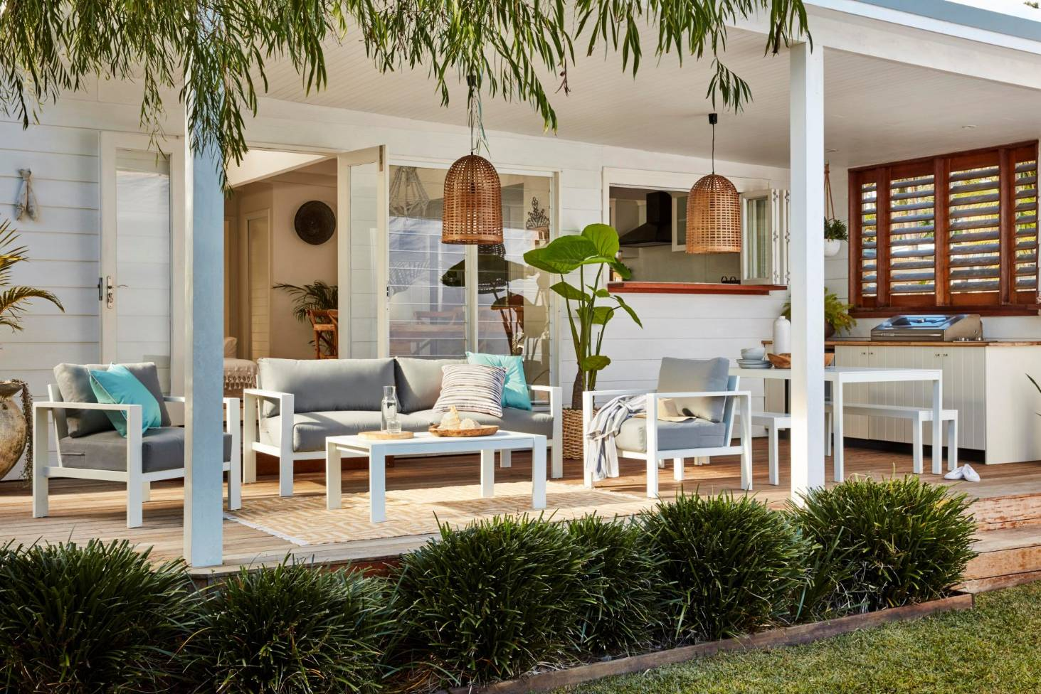How to create the ultimate outdoor room   Stuff.co.nz