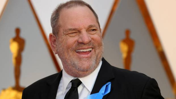 Grand Jury Expected To Consider Harvey Weinstein Allegations Next Week