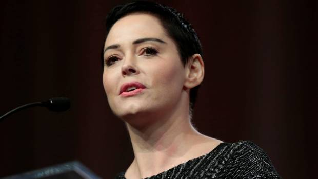 Rose McGowan claims someone PLANTED cocaine in her wallet before drug arrest