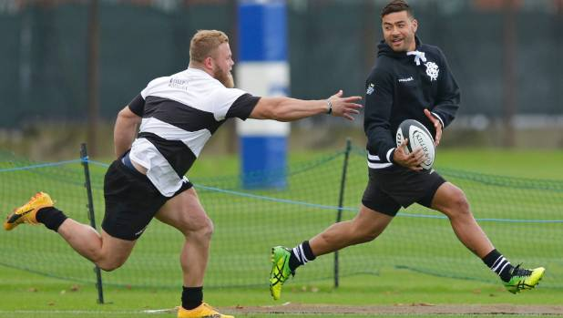 Savea brothers relishing clash when Barbarians face All Blacks