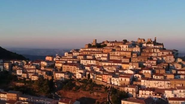 Colobraro is a town and comune in the province of Matera, in the southern Italian region of Basilicata.