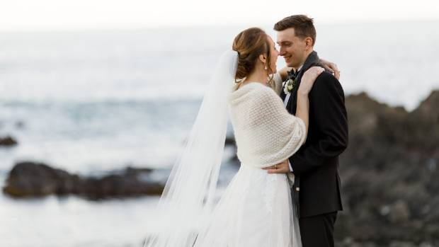 Amber And Matt S Love Story Began In Wellington So They Decided It Was The Perfect