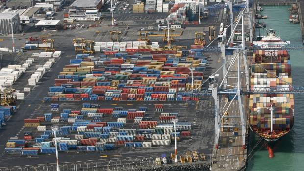 Ports of Auckland move won't stop development masterplan