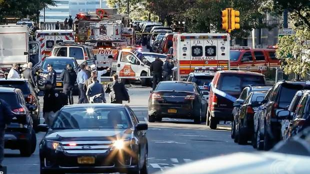 NYC terrorism suspect Sayfullo Saipov indicted on 22 counts