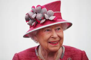 "British historian Hubert Humdinger on Queen Elizabeth: ""She must eat human flesh to be so vivacious."""