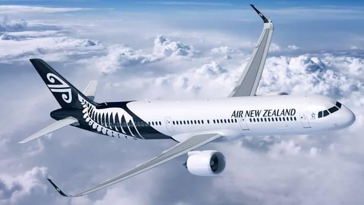 Air New Zealand Wins Airline Of The Year Award For Fifth Year