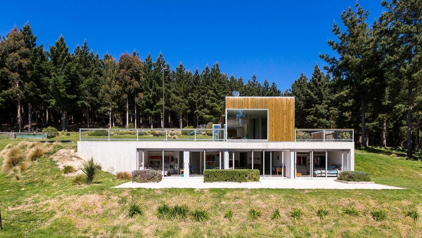 Shag Point Otago Beach House For Sale Is Completely Off