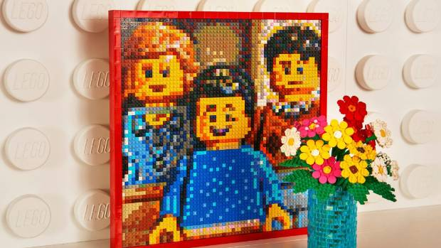 Airbnb offers a night in an Lego house - with unlimited bricks