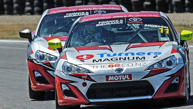 Drive A Race Car Christchurch