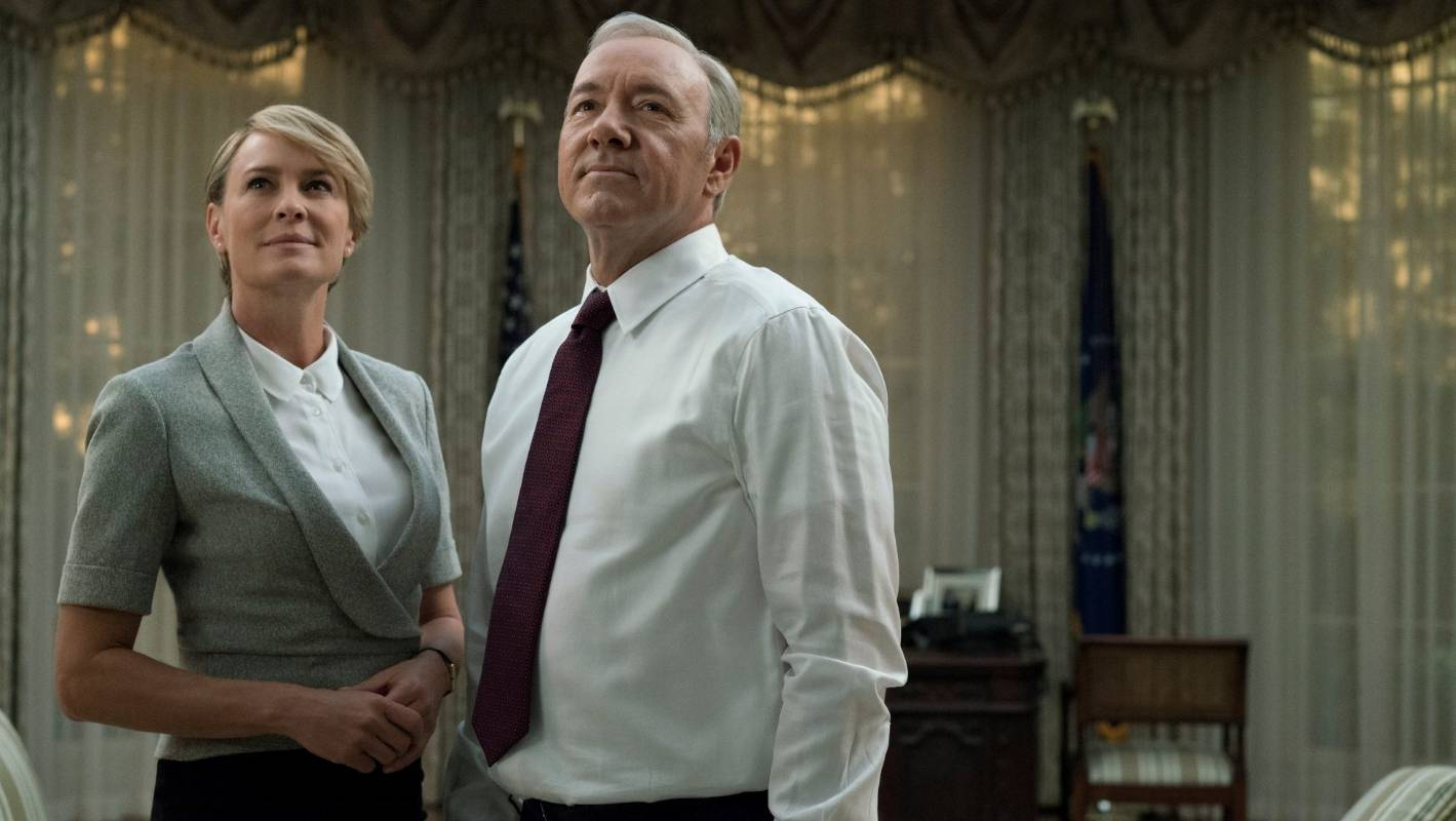 How To Build A Dam In House Of Cards