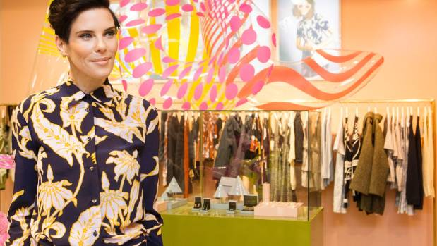 It's worth investing in local fashion, such as Karen Walker, whose clothes have a good ethical rating.