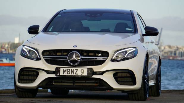 Why Mercedes Benz Is Our Top Car Brand For 2017 Stuff Co Nz