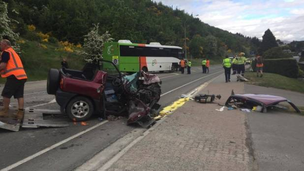 Car Accident Te Anau