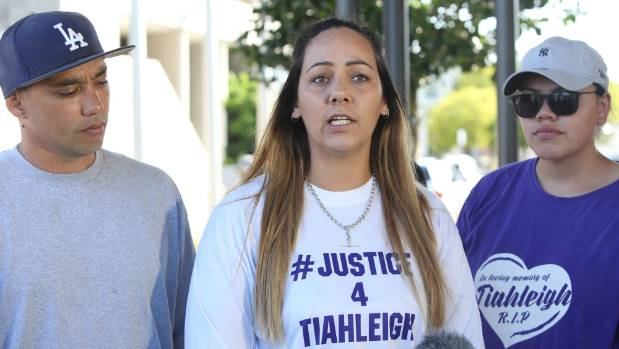 Cindy Palmer Biological Mother Of Queensland Schoolgirl Tiahleigh Palmer Outside The Court After Julene