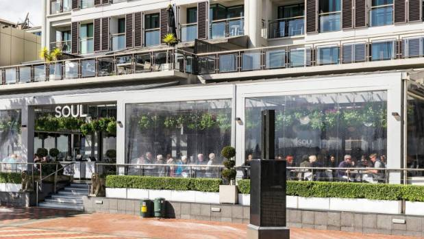 Auckland 39 s upscale soul bar and bistro hits the market for Xi an food bar auckland