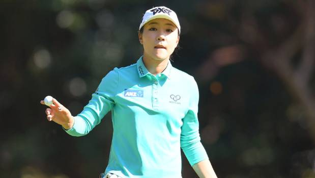 Lydia Ko claims another top five, in Japan