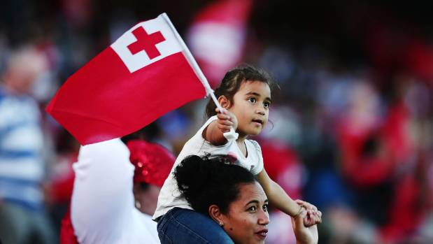 Tonga centre Solomone Kata ruled out of World Cup with broken foot