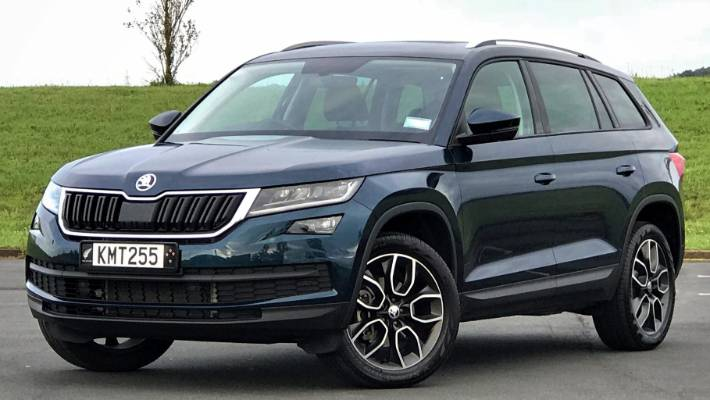 Kodiaq Is A Car For The Times By Which We Mean An Suv