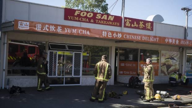 Fire Ravages Kitchen Of Popular Christchurch Restaurant