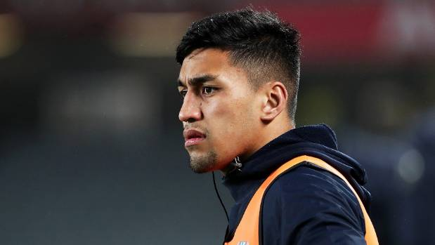 All Blacks flyer Ioane shakes off mumps scare